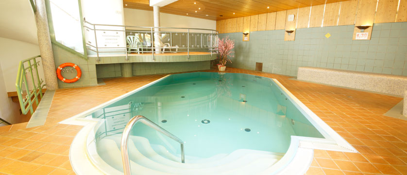 Hotel Tilerhof, Oberau, The Wildschönau Valley, Austria - Indoor pool.jpg